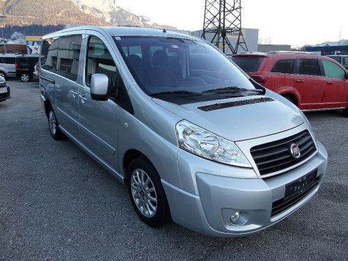 Fiat Scudo Panorama L2H1 2,0 16V DPF Executive bei Autohaus Heinz in