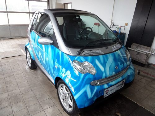 Smart smart fortwo cabrio passion cdi Softouch bei Autohaus Heinz in