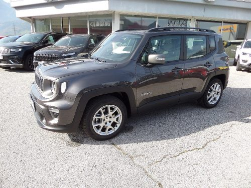 Jeep Renegade 1,3 MultiAir T4 FWD 6DDCT 150 Limited bei Autohaus Heinz in