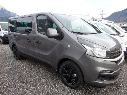Fiat Talento Panorama 3,0t 2,0 EcoJet 145 L1H1 Executive bei Autohaus Heinz in