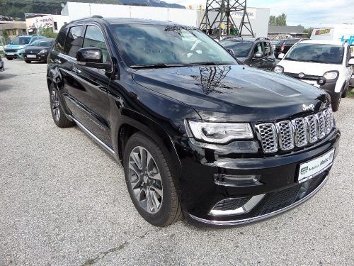 Jeep Grand Cherokee 3,0 V6 CRD Summit bei Autohaus Heinz in