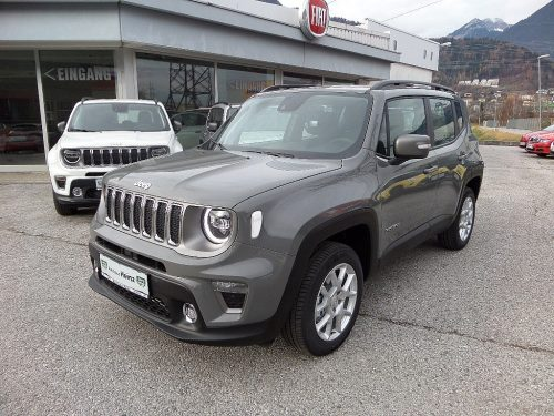 Jeep Renegade 2,0 MultiJet II 4WD 9AT 140 Limited bei Autohaus Heinz in