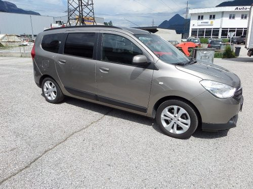 Dacia Lodgy Ambiance dCi 110 bei Autohaus Heinz in