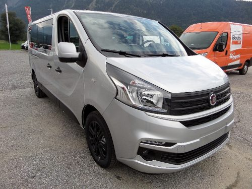 Fiat Talento Panorama 3,0t 2,0 EcoJet 145 L2H1 Executive bei Autohaus Heinz in