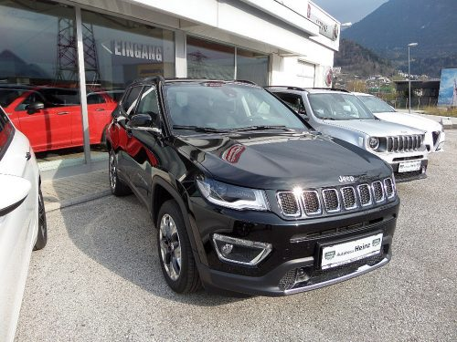 Jeep Compass 2,0 MultiJet AWD 9AT 140 Limited Aut. bei Autohaus Heinz in