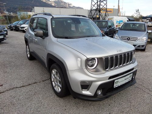 Jeep Renegade 1,0 MultiAir T3 FWD 6MT 120 Limited bei Autohaus Heinz in